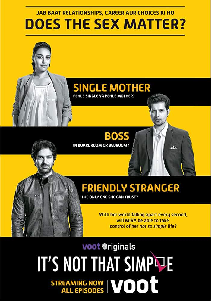 Its Not That Simple 2018 S02 Hindi Complete A Voot Original Web Series 855MB HDRip Download