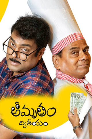 Amrutham Dhvitheeyam S02 2020 Telugu Complete Zee5 Web Series 351MB HDRip Download