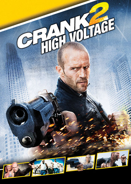 Crank 2: High Voltage 2009 Dual Audio Hindi ORG 720p BluRay ESubs 755MB Download