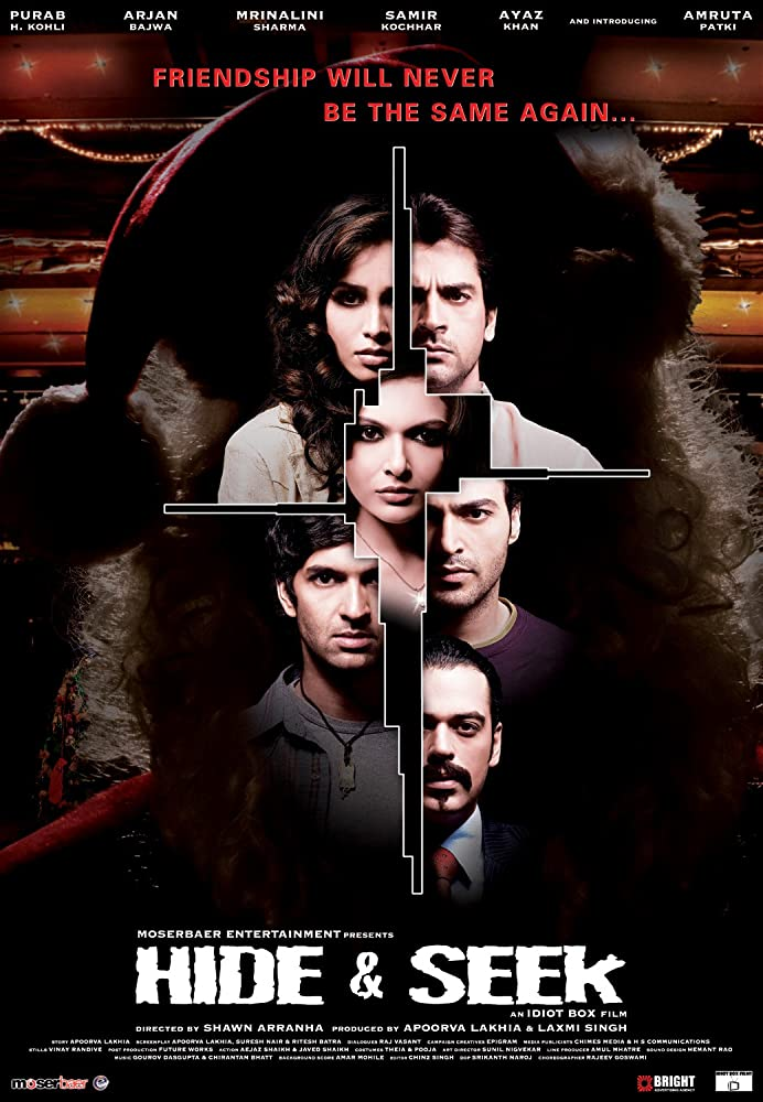 Hide & Seek 2010 Hindi 271MB HDRip Download