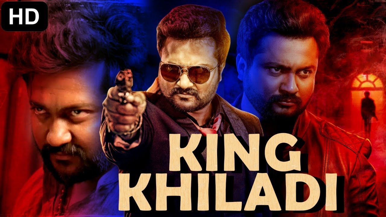 King Khiladi 2020 Hindi Dubbed 720p HDRip 615MB Download