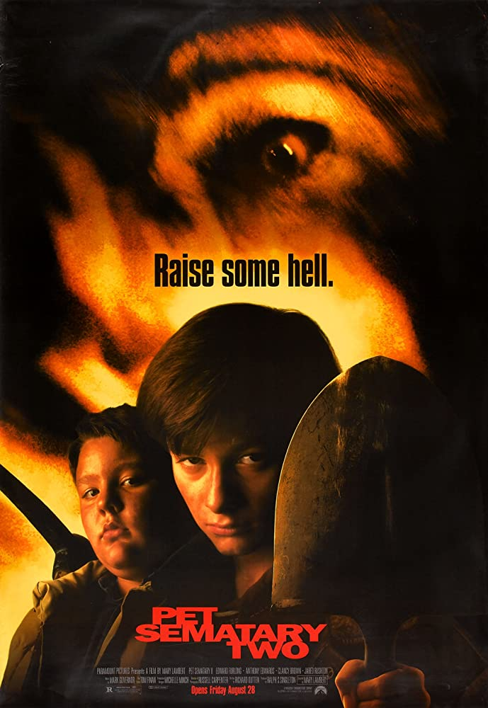 Pet Sematary II 1992 Hindi Dual Audio 367MB BluRay ESubs Download
