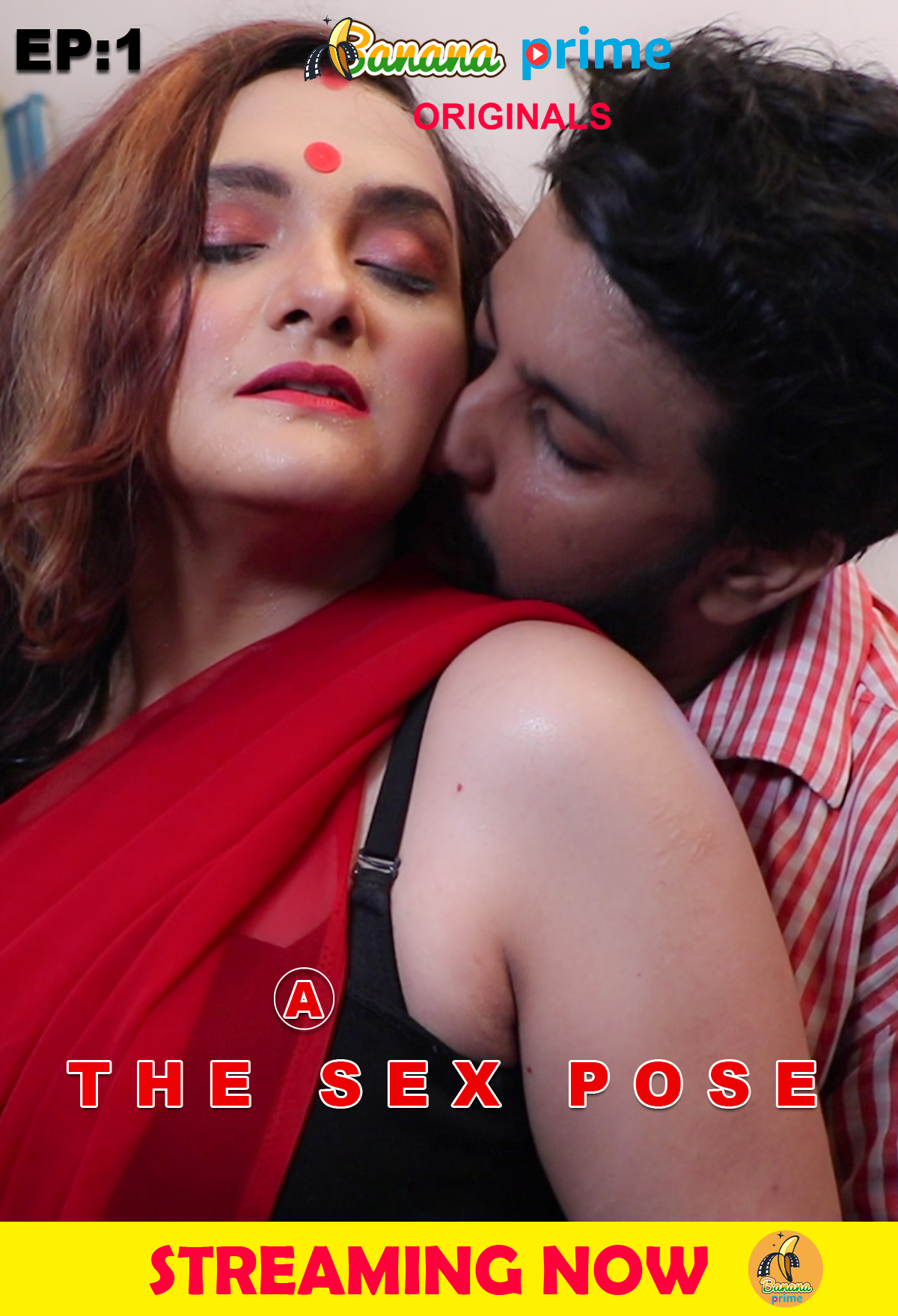 The Sex Pose (2020) S01E01 Bengali Bananaprime Web Series 720p HDRip 100MB