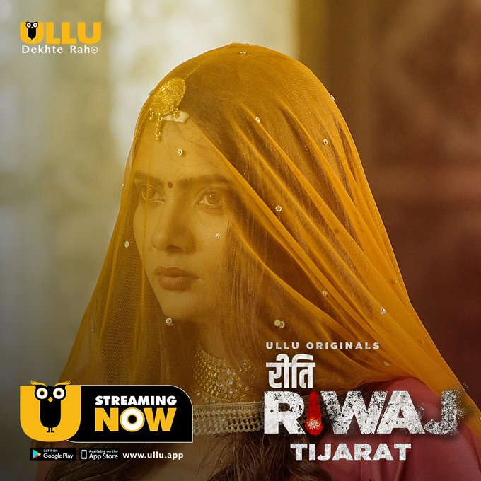 Tijarat (Riti Riwaj) Part 4 2020 Hindi Complete Ullu Web Series 220MB HDRip