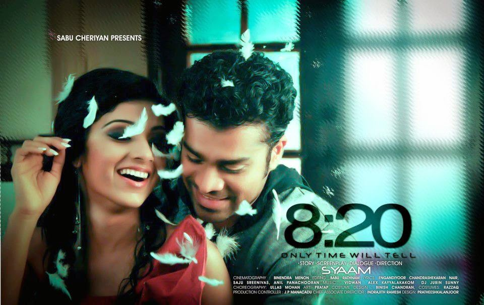 8:20 2020 Hindi Dubbed 300MB HDRip