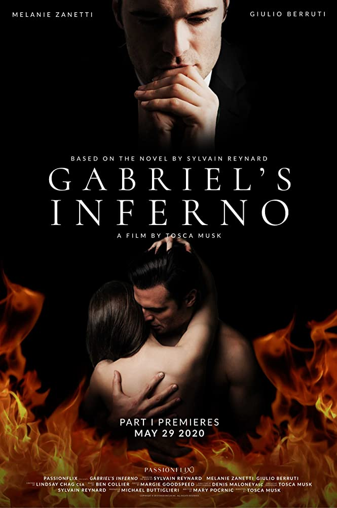 18+ Gabriel's Inferno 2020 English Hot Movie 720p HDRip 600MB x264 AAC