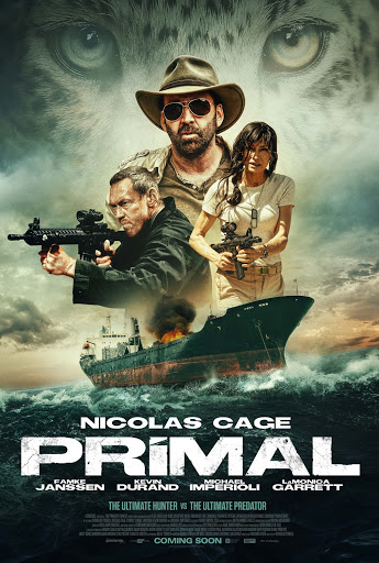 Primal 2020 Hindi Dubbed ORG Movie 720p BluRay 900MB ESubs x264 AAC