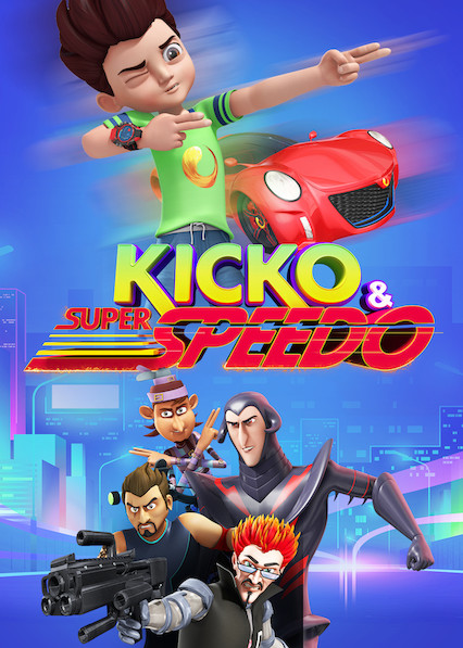 Kicko & Super Speedo S01 2020 Hindi Complete NF Series 450MB HDRip Download