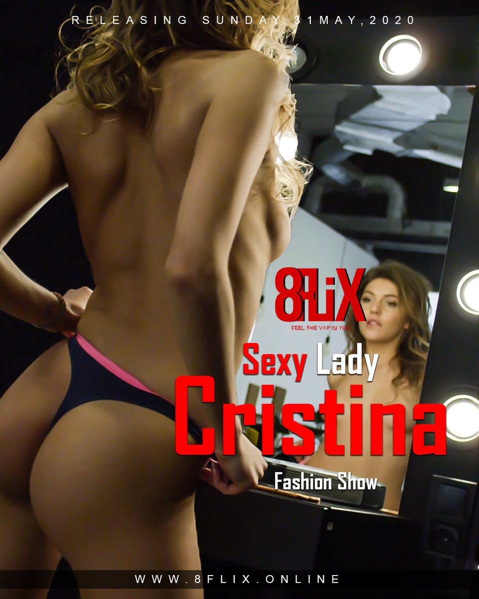 Sexy Lady Crisitna 2020 EightShots Originals Hindi Video 720p HDRip 60MB