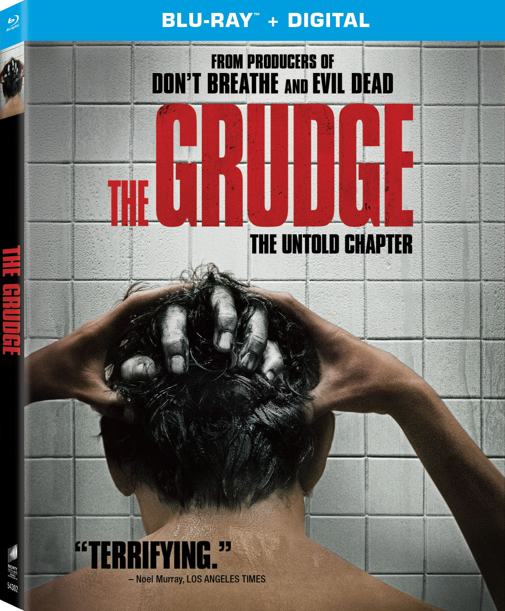 The Grudge 2020 English 300MB BluRay ESubs Download