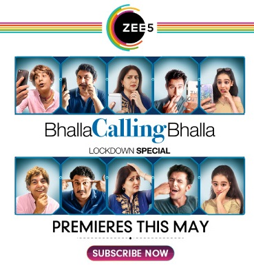 Bhalla Calling Bhalla 2020 S01 Hindi HDRip Complete Zee5 Web Series 350MB