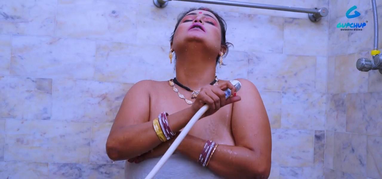 cjkmep2 1 - 18+ Chacha Ji Ka Massage 2020 S01E02 Hindi Gupchup Web Series 720p HDRip 150MB x264 AAAC
