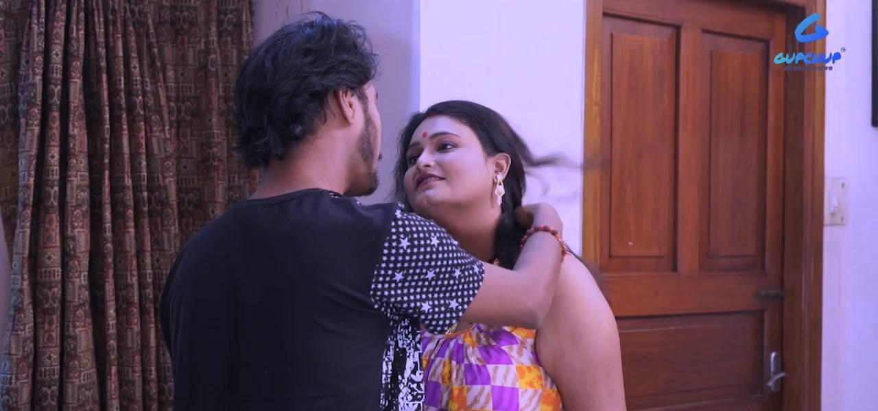 cjkmep2 6 - 18+ Chacha Ji Ka Massage 2020 S01E02 Hindi Gupchup Web Series 720p HDRip 150MB x264 AAAC