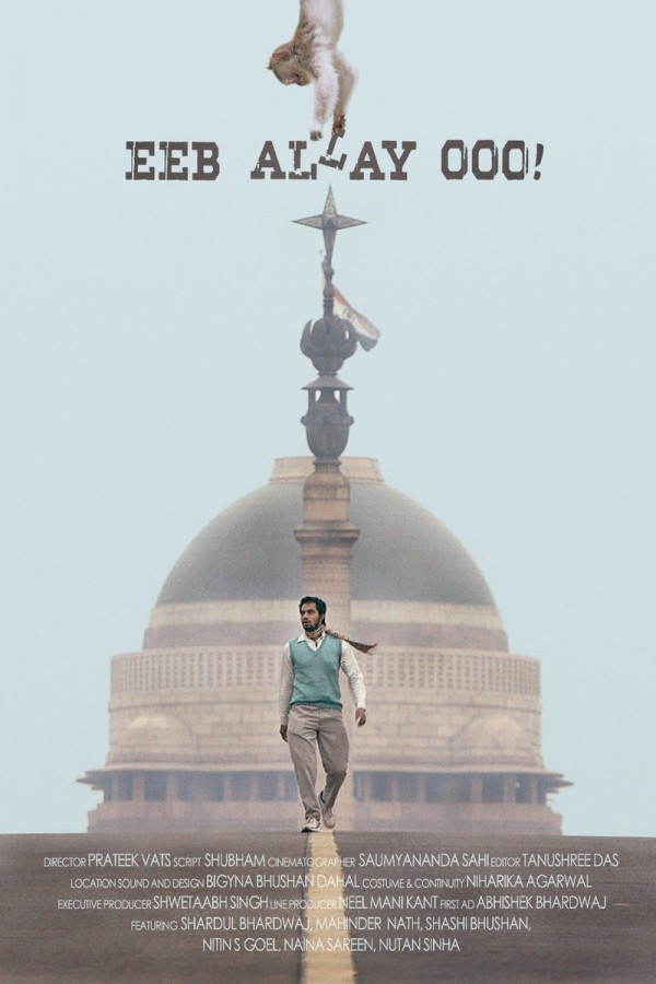 Eeb Allay Ooo! 2020 Full Movie [Hindi DD5.1] 300MB HDRip 480p ESubs Free Download