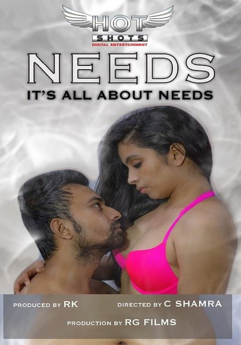 18+ Needs 2020 HotShots Originals Hindi Short Film 720p HDRip 160MB x264 AAC