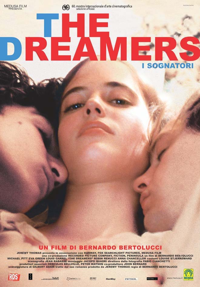 18+ The Dreamers 2003 English Hot Movie 720p BluRay 650MB x264 AAC