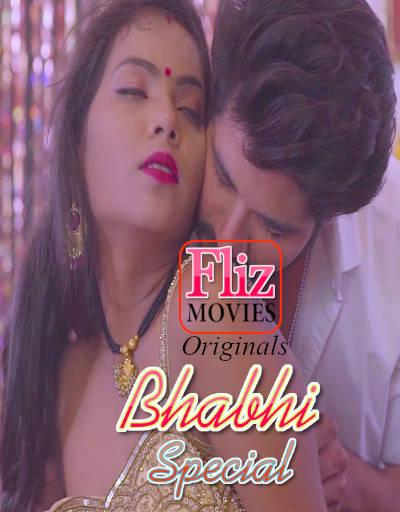 18+ Bhabhi Special (2020) S01E05 Hindi Flizmovies Web Series 720p HDRip 200MB x264 AAC