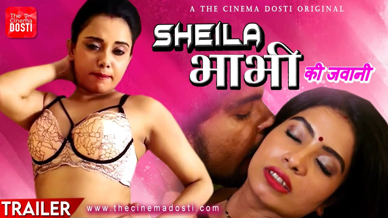 18+ Sheela Bhabhi Ki Kawani 2020 CinemaDosti Originals Hindi Short Film Trailer 720p HDRip x264 AAC