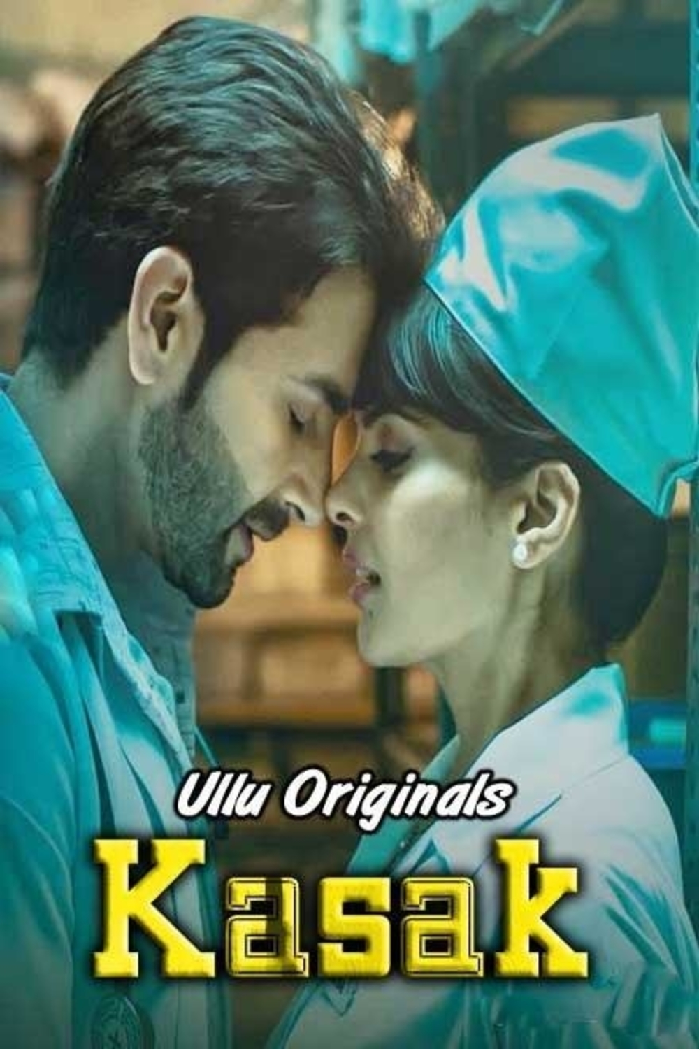 18+ Kasak Part 01 2020 Hindi Ullu Original Complete Hot Web Series 720p HDRip 600MB MKV