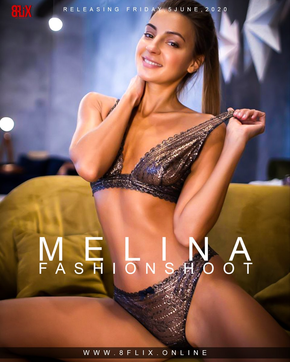 18+ Melina Fasion Shoot 2020 Hindi 8Flix App Hot Video 720p HDRip 50MB x264 AAC