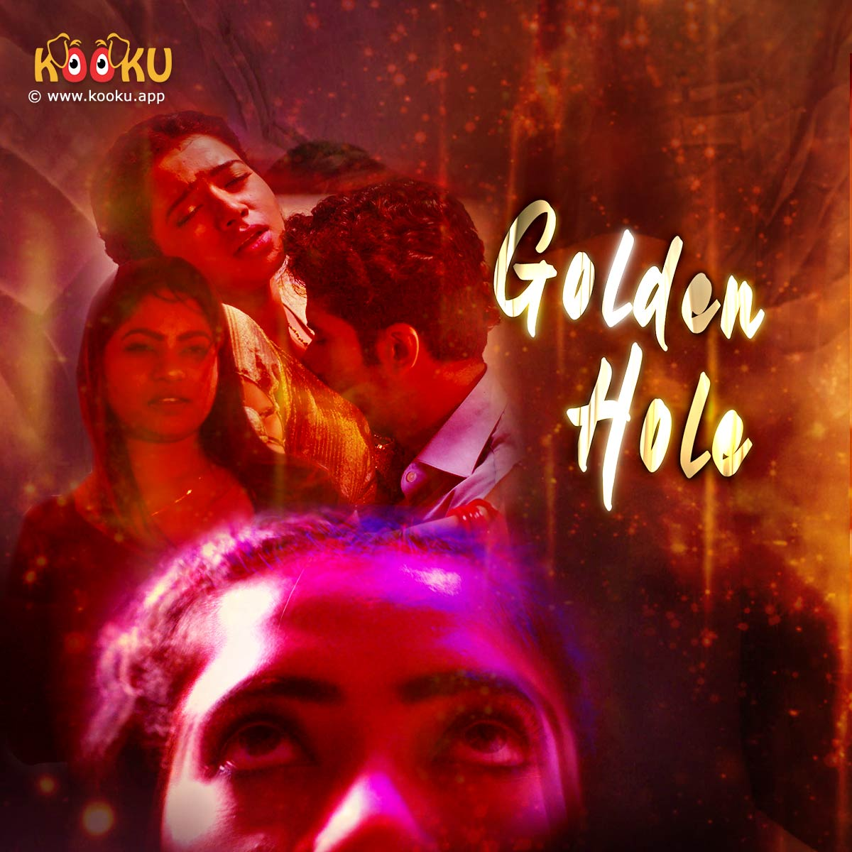 18+ Golden Hole 2020 S01 Hindi Kooku App Web Series Official Teaser 720p HDRip 10MB x264 AAC