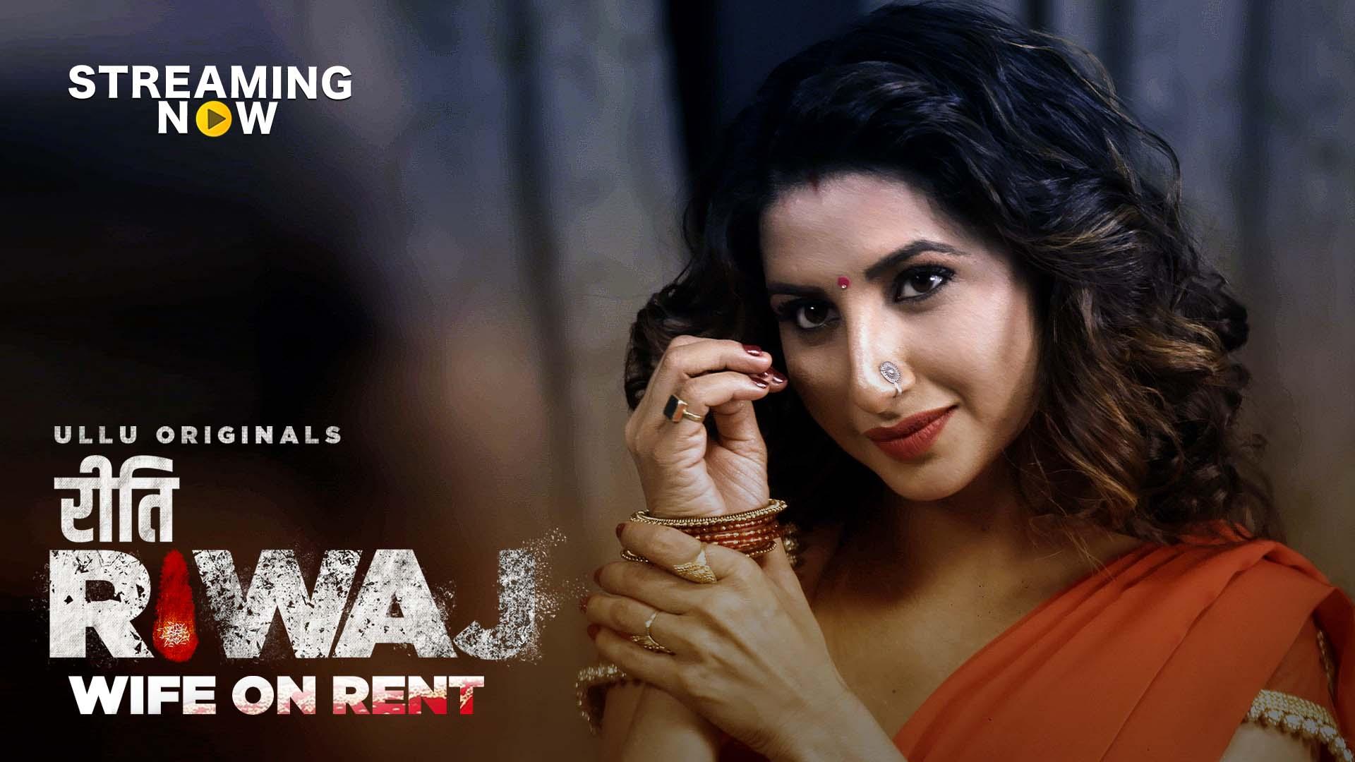 18+ Wife on Rent (Riti Riwaj) Part 2 2020 Hindi Ullu Hot Web Series 720p HDRip 600MB x264 AAC