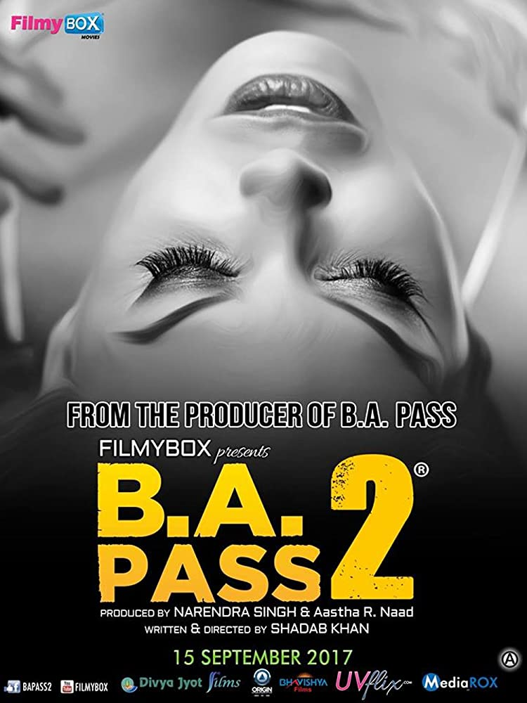 BA Pass 2 2017 Full Movie Hindi 720p HDRip ESubs Free Download