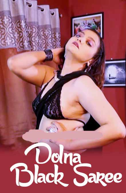 18+ Dolan Black Saree 2020 iEntertainment Originals Hindi Video 720p HDRip 130MB x264 AAC