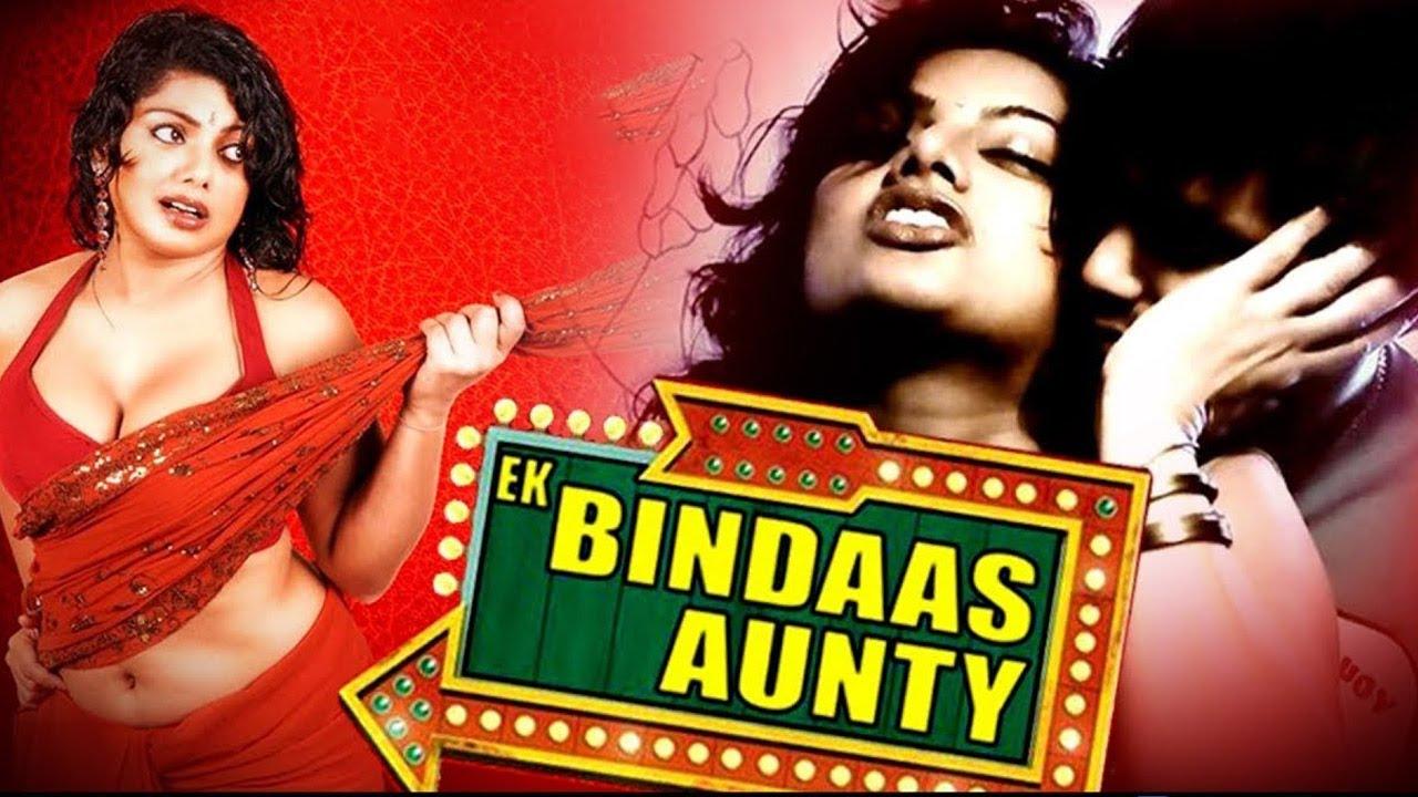 18+ Ek Bindaas Aunty 2020 Hindi Full Hot Movie 720p HDRip 700MB MKV