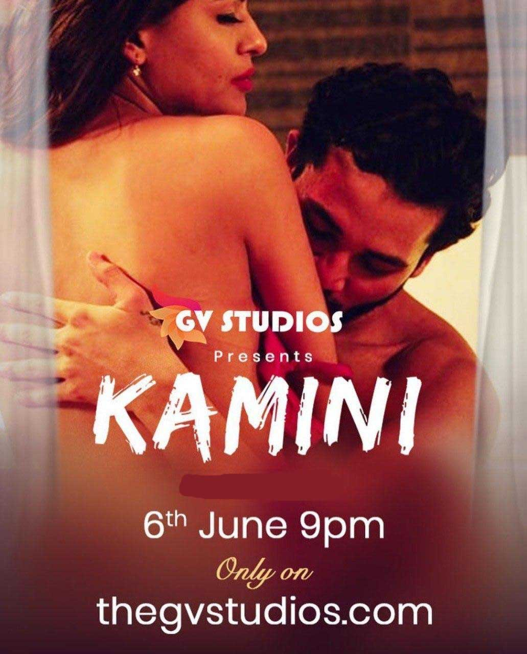 18+ Kamini 2020 GV Studios Originals Hindi Hot Short Film 720p HDRip 150MB x264 AAC