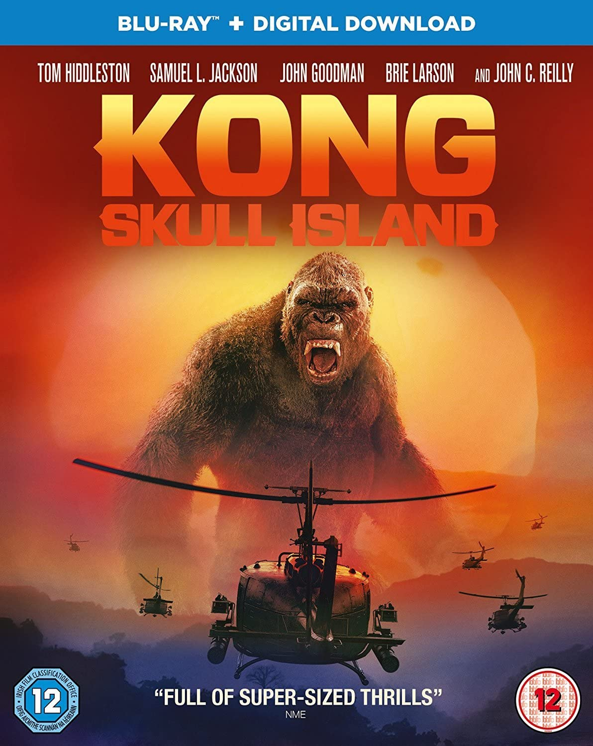 Kong: Skull Island 2017 Dual Audio Hindi ORG 720p BluRay 850MB ESub Download