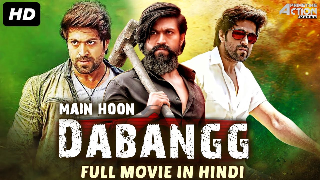 Main Hoon Dabangg 2020 Hindi Dubbed 720p HDRip 872MB Download