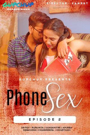 Phone Sex 2020 S01E02 Hindi Gupchup Web Series 720p WebRip 100MB Download