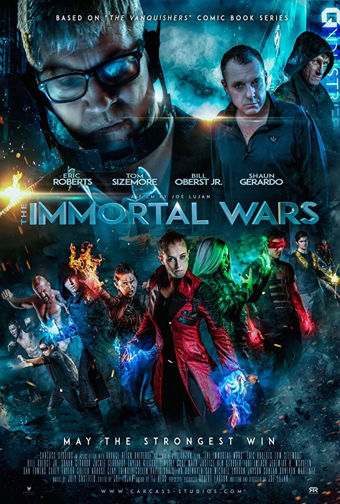 The Immortal Wars (2018) Hindi ORG Dual Audio 480p BluRay x264 ESubs 300MB