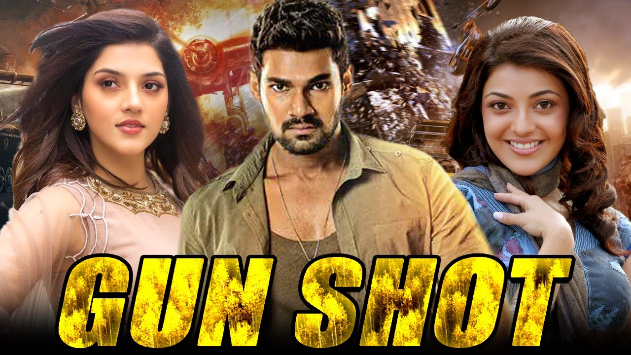 Gun Shot (2020) Full Bangla Dubbed Movie 720p HDRip  Download