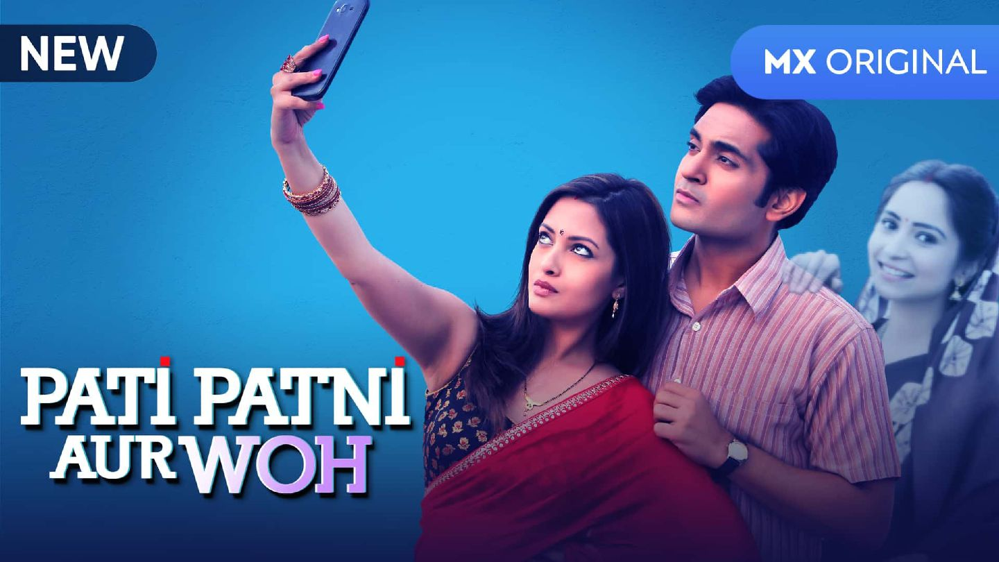 Pati Patni Aur Woh 2020 S01 MX Originals Hindi Complete Web Series 720p HDRip 1.8GB Free Download