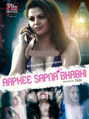 18+ Aap Kee Sapna Bhabhi 2020 S02E02 Hindi Flizmovies Web Series 720p HDRip 180MB x264 AAC