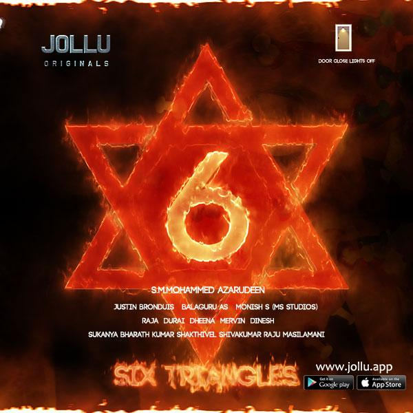 Six Triangles 2020 S01E01 Hindi Jolluapp Web Series 720p HDRip 170MB Download