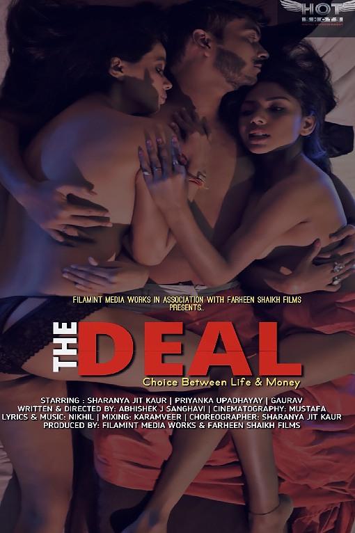18+ The Deal 2020 HEVC 1080p HotShots Originals Hindi Short Film x265 AAC 250MB