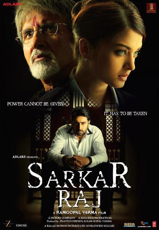 Sarkar (2005) Hindi Movie 400MB HDRIp Download