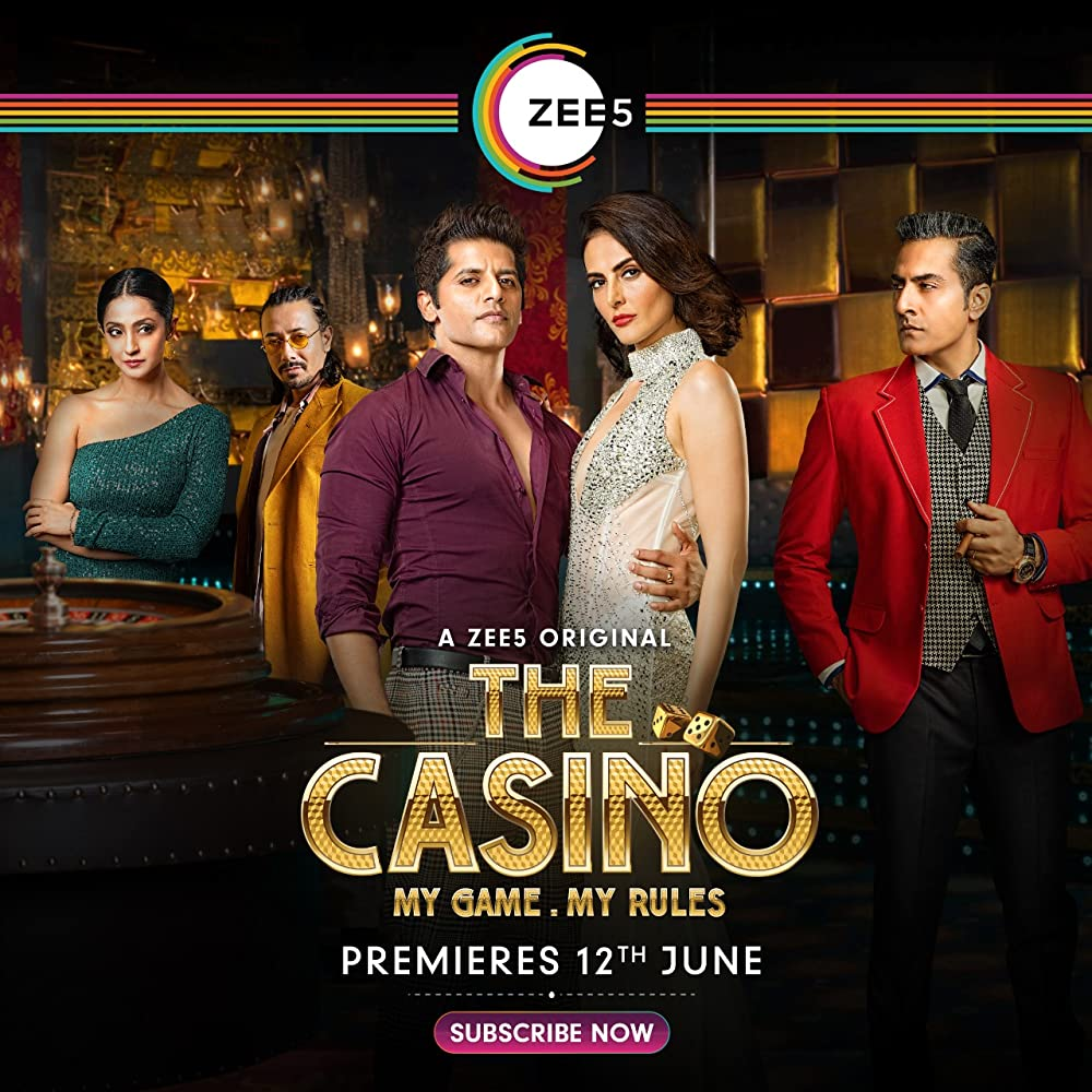 The Casino S01 (2020) Hindi Complete Zee5 Web Series HDRip x264 800MB