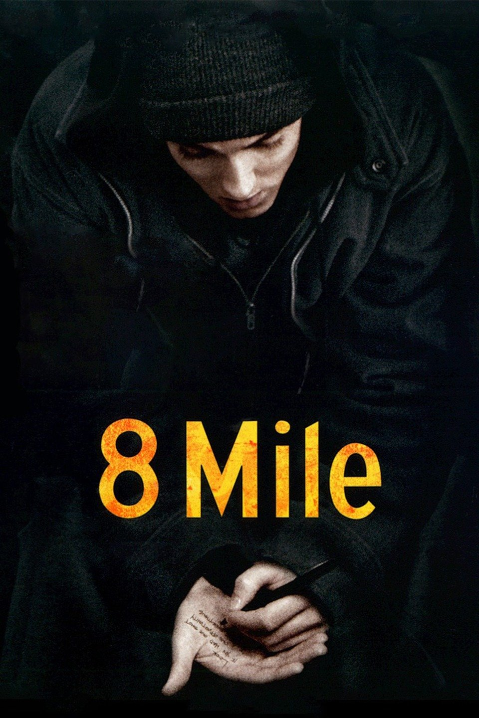 8 Mile 2002 Dual Audio Hindi ORG 350MB BluRay Download