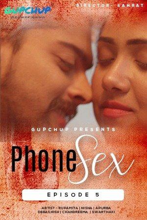 18+ Phone Sex 2020 S01E05 Hindi Gupchup Web Series 720p HDRip 130MB Free Download