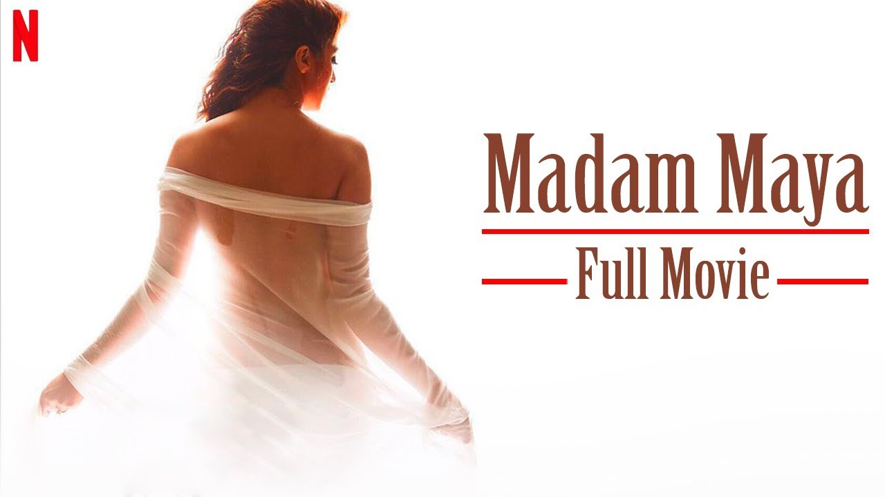 18+ Madam Maya 2020 Hindi Hot Movie 480p HDRip 300MB x264 AAC