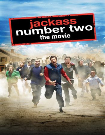 Jackass Number Two 2006 Unrated Hindi Dual Audio 300MB HDRip x264 ESubs 480p