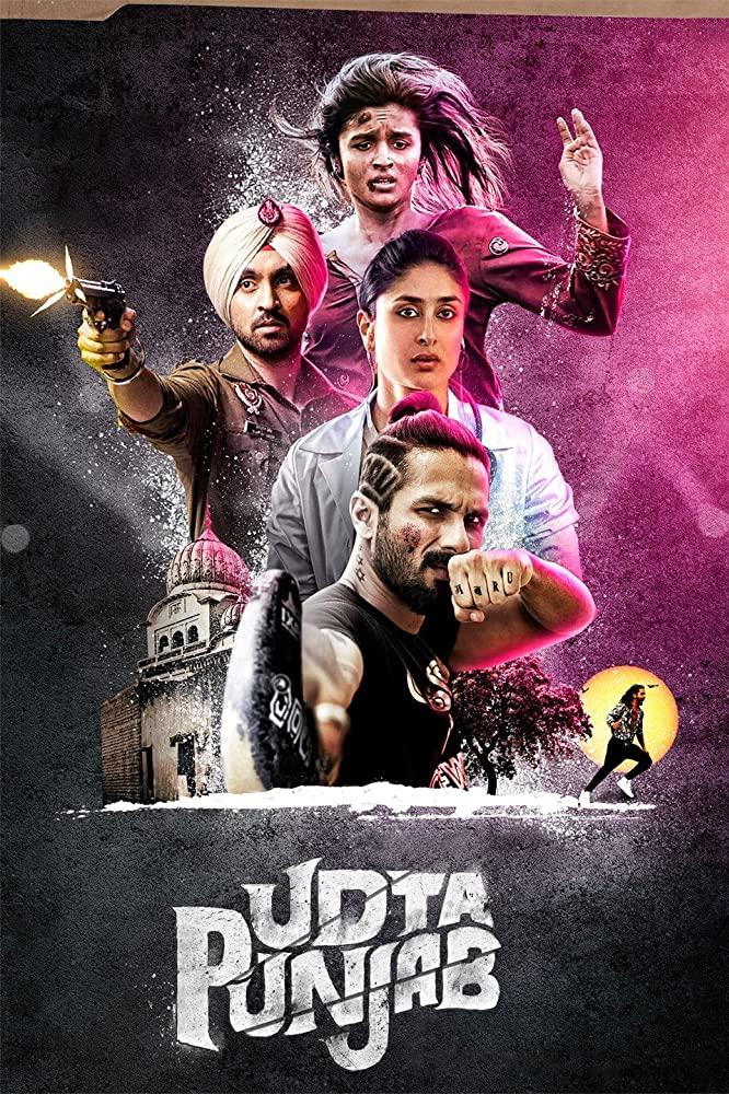 Udta Punjab (2016) Hindi Movie 720p BluRay x264 900MB