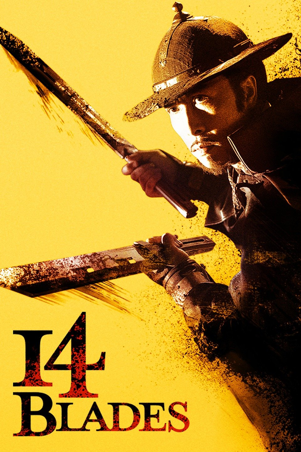 14 Blades 2010 Hindi Dual Audio 400MB BluRay ESub