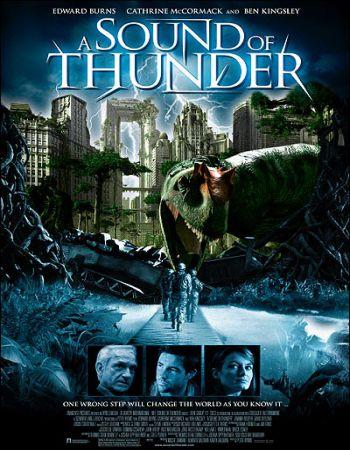 A Sound of Thunder 2005 Hindi Dual Audio 400MB BluRay x264 ESubs 480p
