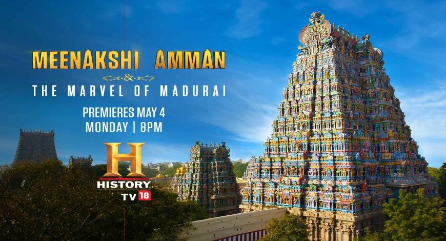 Meenakshi Amman & The Marvel Of Madurai (2020) Hindi 720p HDTV 406MB ESub Download