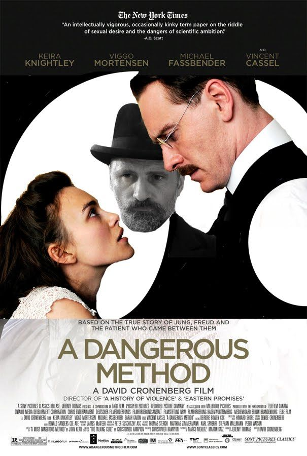 18+ A Dangerous Method 2011 English Movie 350MB BluRay Download